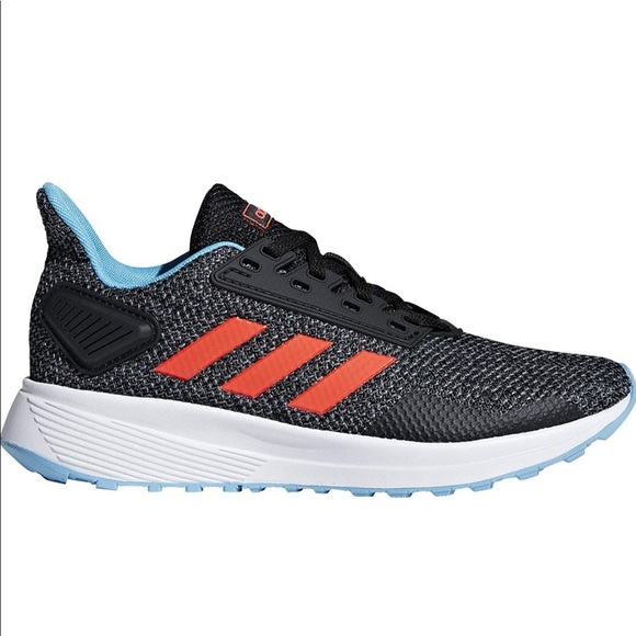 meet 6fcac 0bde2 NIB Adidas Boys Duramo 9 K Running Shoe